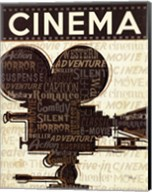 Cinema I Fine-Art Print