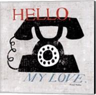 Vintage Desktop - Phone Fine-Art Print