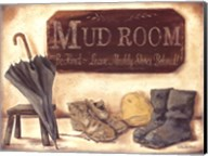 Muddy Shoes Fine-Art Print