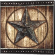 Barn Star II Fine-Art Print