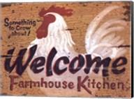 Farmhouse Kitchen Fine-Art Print