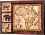 Journey To Africa I Fine-Art Print