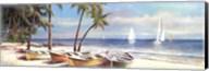 Fair Island I Fine-Art Print