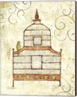 Bird Cage III Fine-Art Print