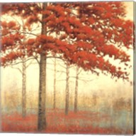 Autumn Trees II Fine-Art Print