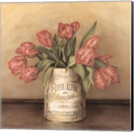 Royal Tulips Fine-Art Print