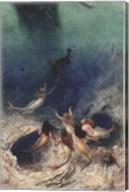 A Sailor's Delight, 1891 Fine-Art Print