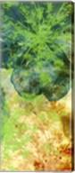 Teal & Silhouettes II Fine-Art Print
