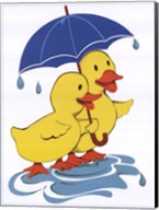 Ducks - Share Fine-Art Print