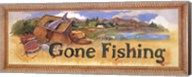 Gone Fishing Fine-Art Print