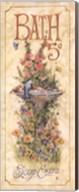 Bath (Bird bath) Fine-Art Print