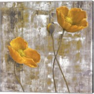 Yellow Flowers I Fine-Art Print