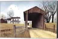 The Old Miller's Creek Bridge Fine-Art Print