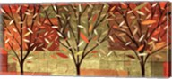 Watercolor Forest II Fine-Art Print