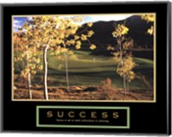 Golf-Success Fine-Art Print