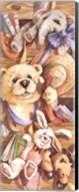 Teddy Bear Playtime Fine-Art Print