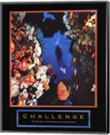 Challenge - Diver Fine-Art Print