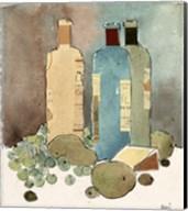 Wine Pairings II Fine-Art Print