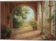 Path from the Veranda Fine-Art Print