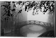 Cambridge Mist Fine-Art Print