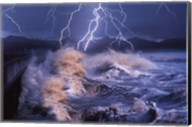 Nature's Majesty-Waves Fine-Art Print