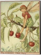 The Cherry Tree Fairy Fine-Art Print