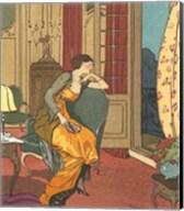 Gazette du Bon Ton III Fine-Art Print
