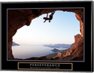 Perseverance-Cliffhanger Fine-Art Print
