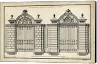 Neufforge Gate I Fine-Art Print