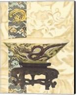 Asian Tapestry I Fine-Art Print