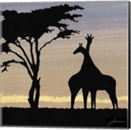 Savanna IV Fine-Art Print