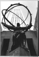 Atlas at Rockefeller Center Fine-Art Print