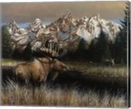 Teton Majesty Fine-Art Print