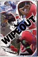 Wipeout - Biff Wall Poster