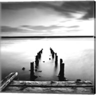 The Jetty - Mini Fine-Art Print