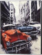 Havana Vintage Classic Cars II Fine-Art Print