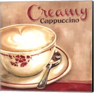 Creamy Cappuccino Fine-Art Print