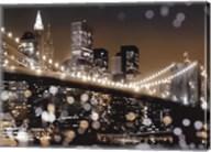 New York Night II Fine-Art Print