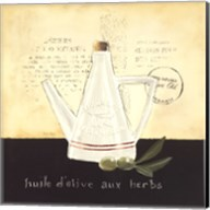 Huile d Olive IV Fine-Art Print