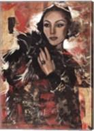 Vintage Goddess I Fine-Art Print