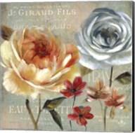 Le Jardin de Paris I Fine-Art Print