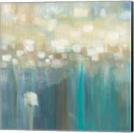 Aqua Light Fine-Art Print