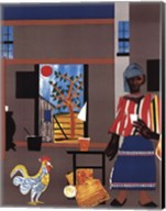 Morning of the Rooster, 1980 Fine-Art Print