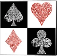 Poker Hands Fine-Art Print