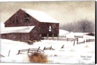Winter Storm Fine-Art Print