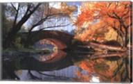 Gapstow Bridge, Fall Fine-Art Print