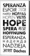 Hope Languages Fine-Art Print