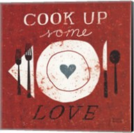 Cook Up Love Fine-Art Print