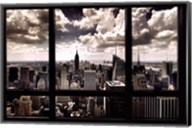 New York Window Fine-Art Print