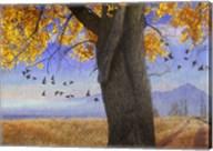 Yellow Cottonwood Fine-Art Print